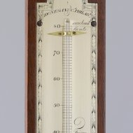 Amerikaanse 18e eeuwse thermometer